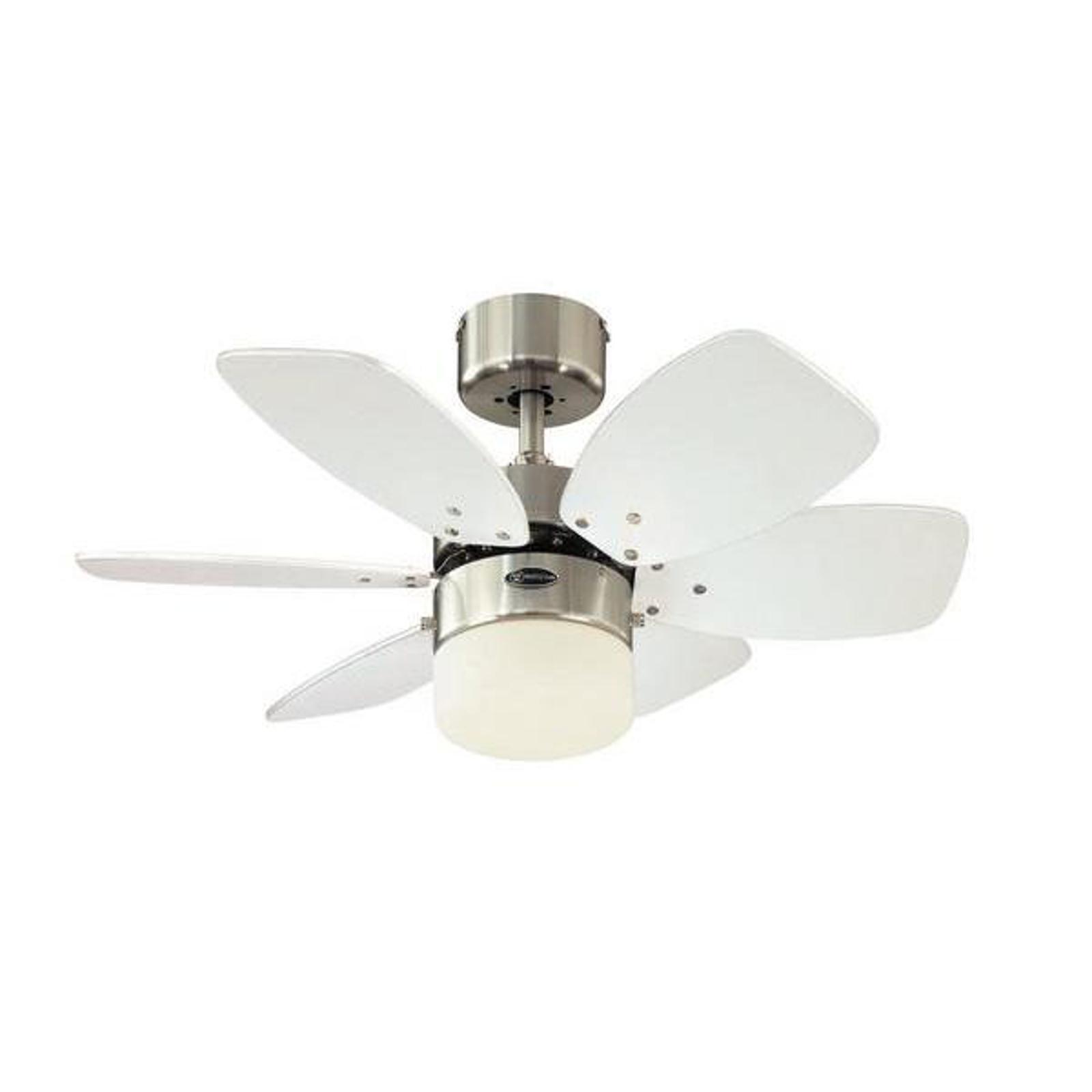 Ventilateur de plafond lumineux FLORA ROYAL