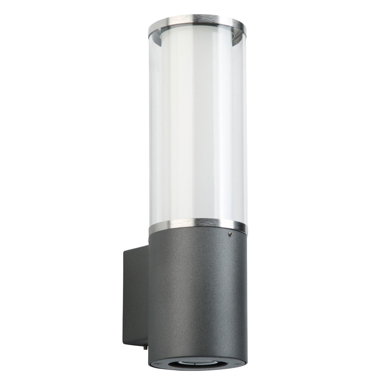 Applique d'extérieur Elettra avec projecteur