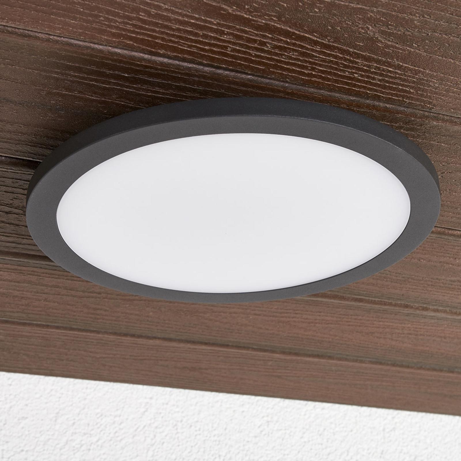 Malena-LED-ulkokattovalaisin tunnistimella