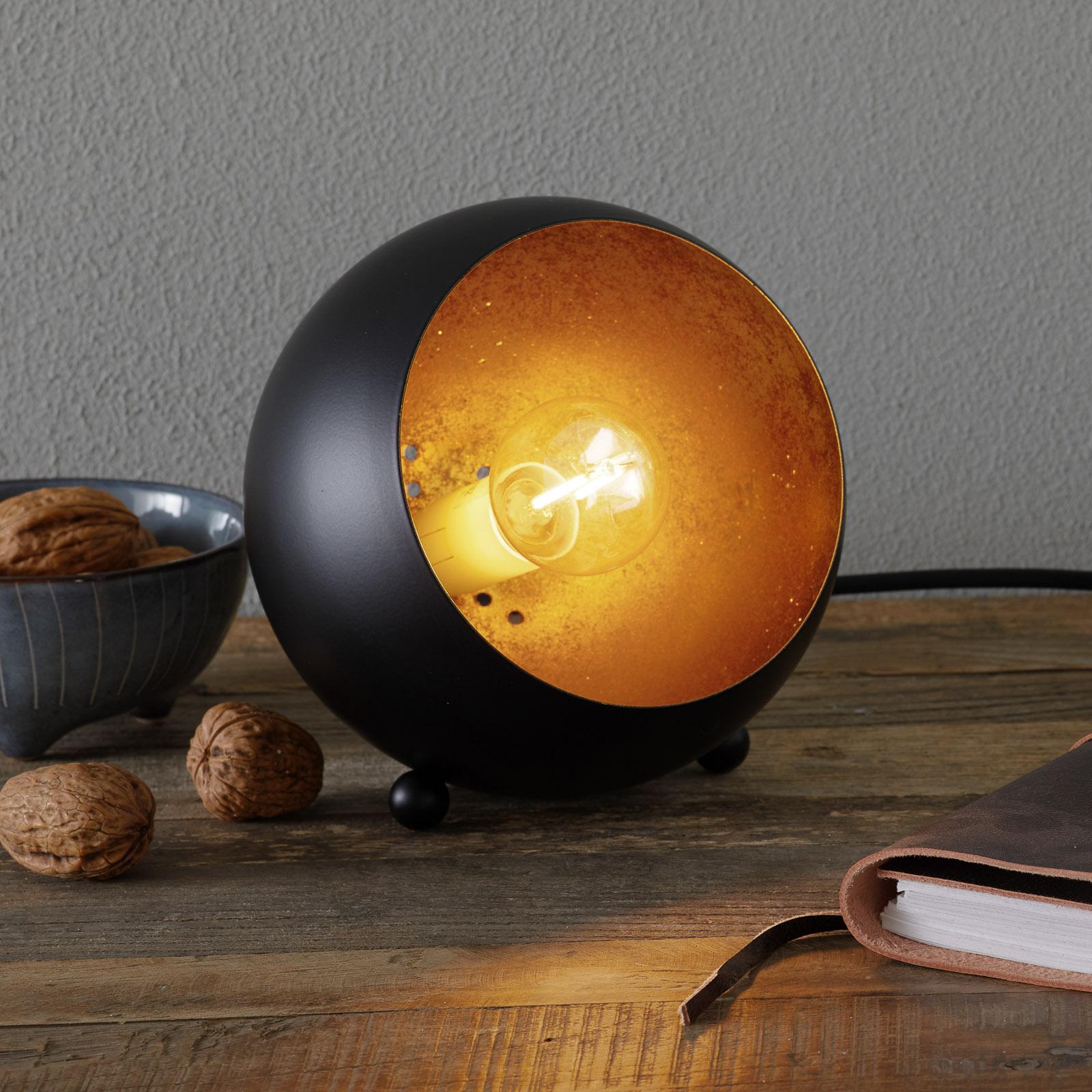 Lampa stołowa Billy, dwukolorowa