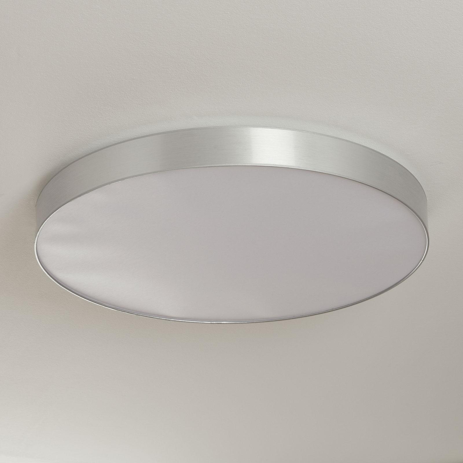 Plafonnier LED Aurelia rond variation d'intensité