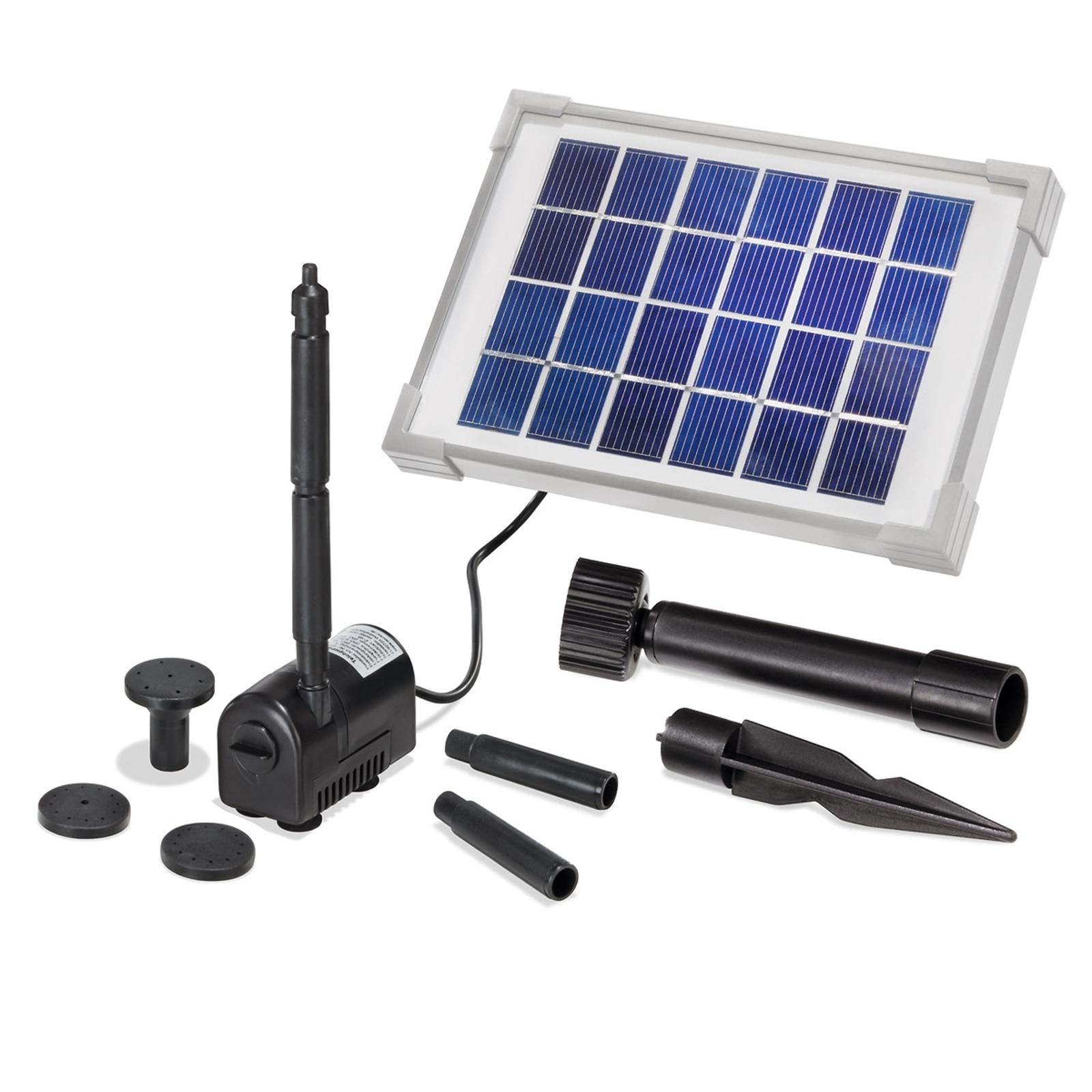Sistema de bombeo solar RIMINI S de alta calidad