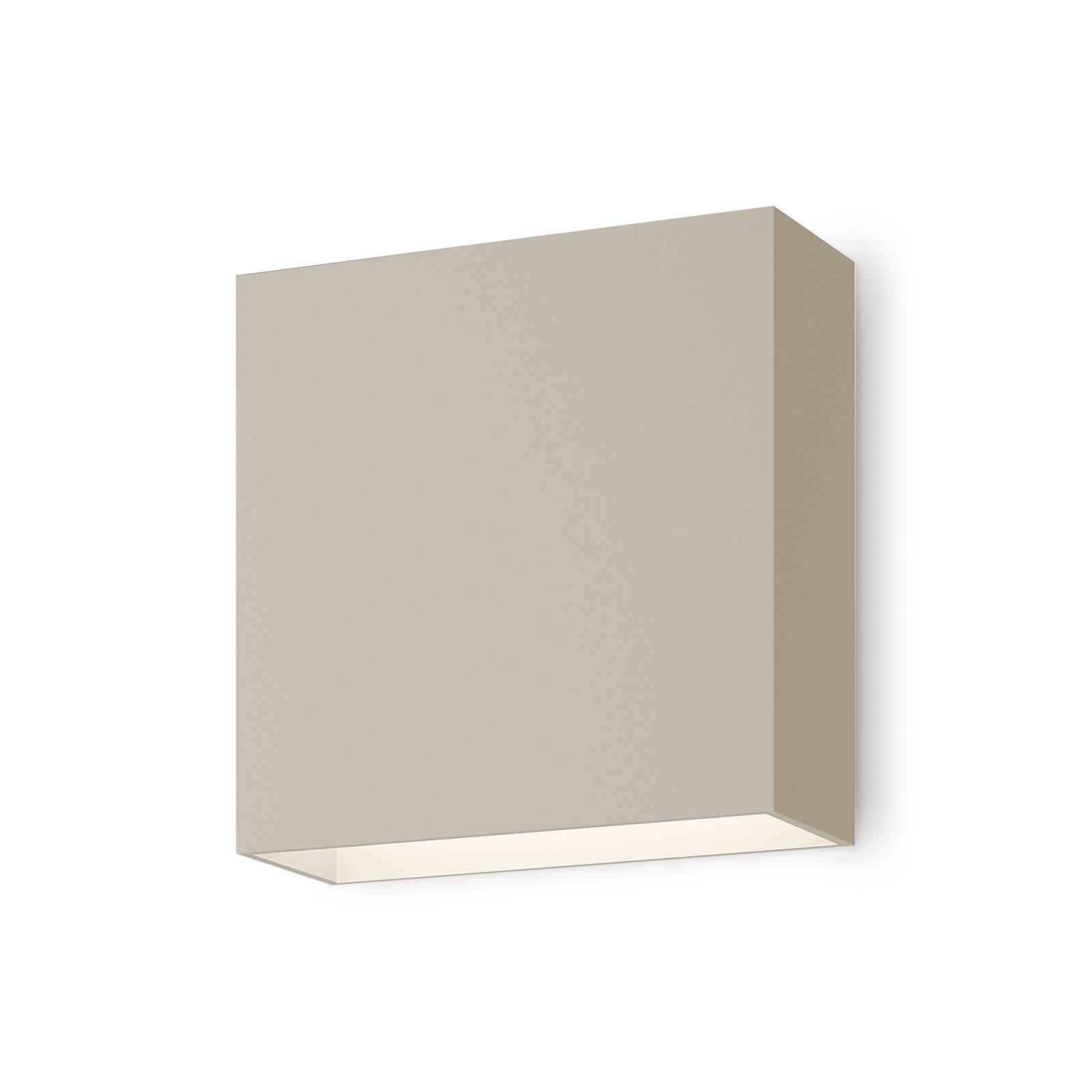 Vibia Structural 2600 applique LED grigio chiaro