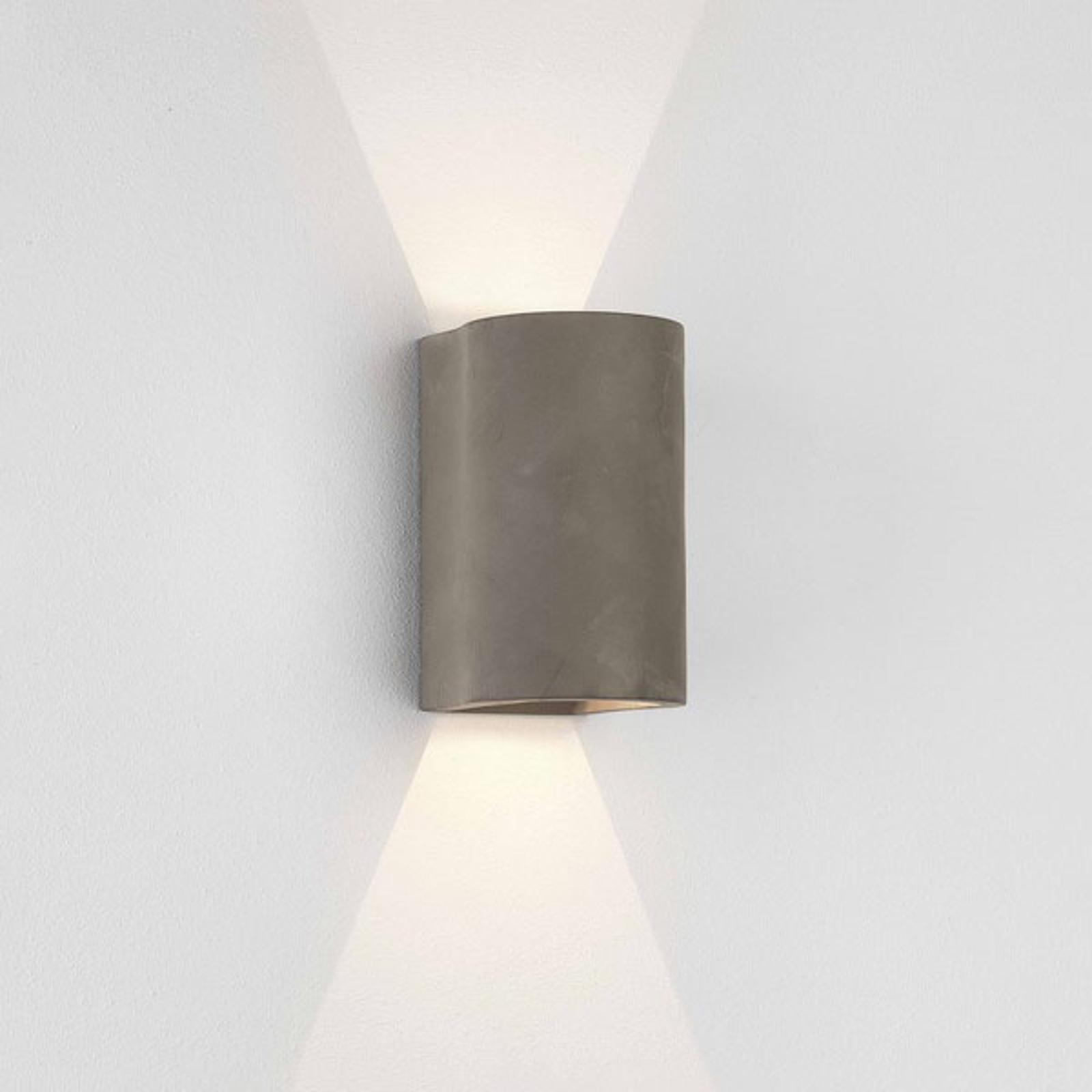 Astro Dunbar LED buitenwandlamp, 2-lamps