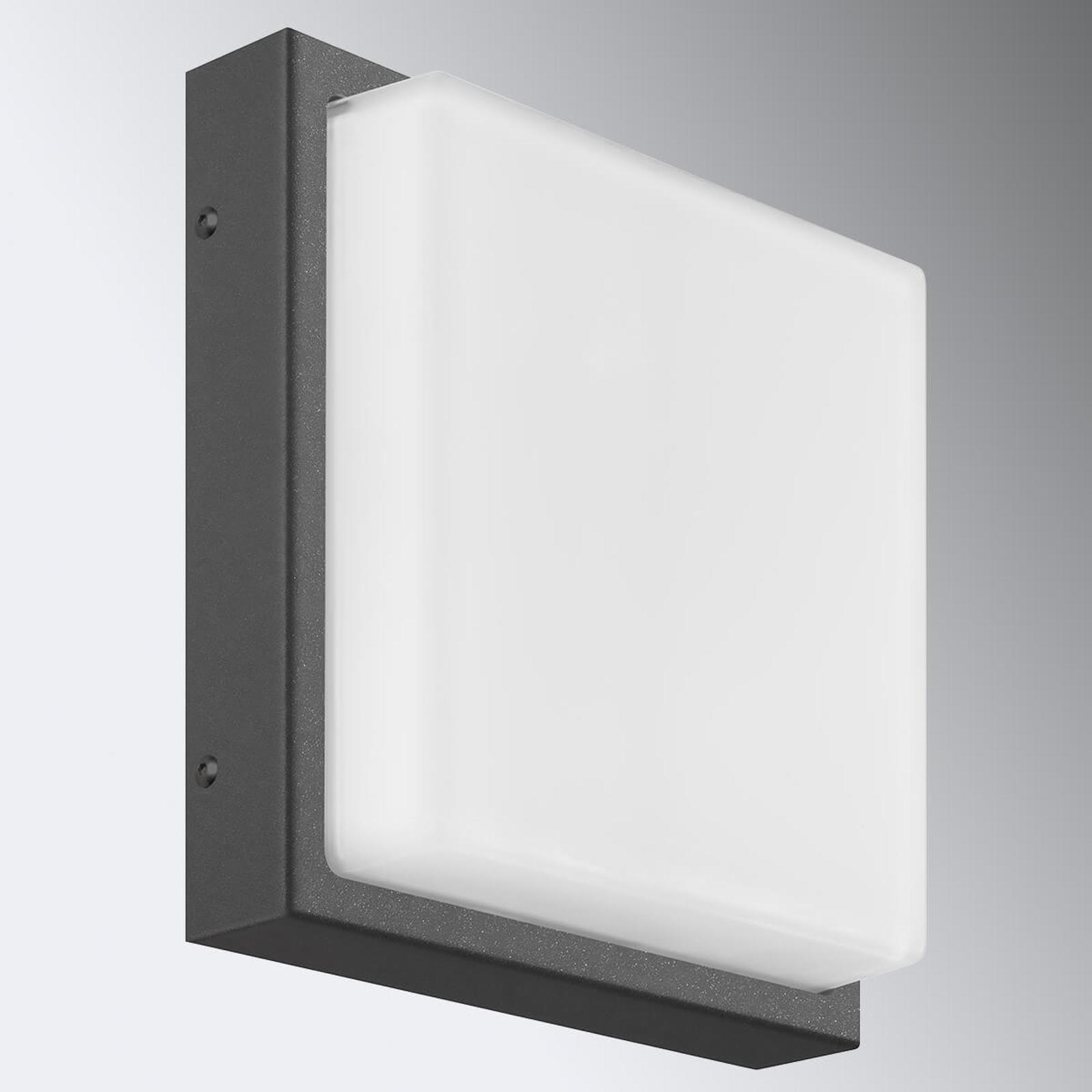 Wandlampe Ernest E27 ohne Sensor graphit