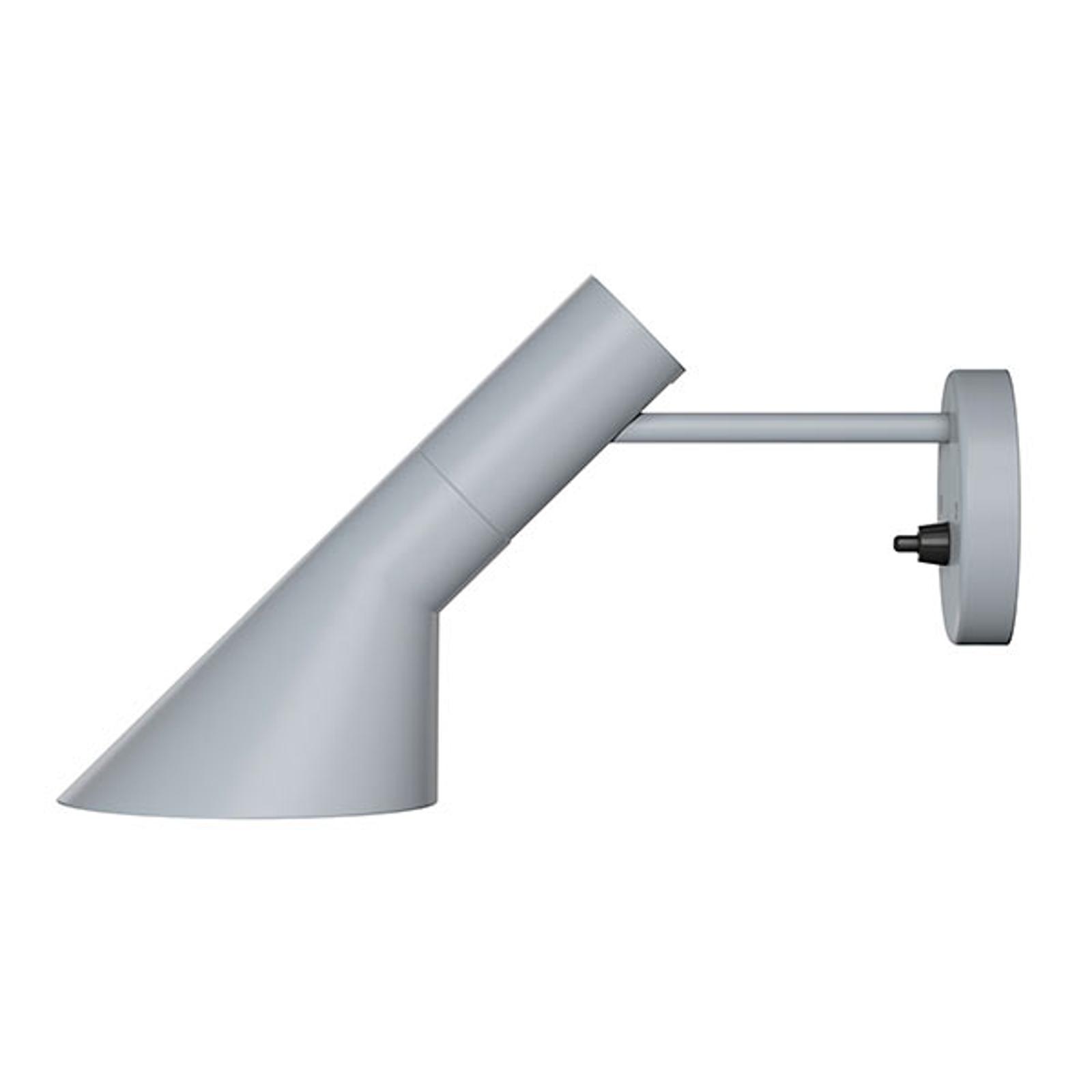 Louis Poulsen AJ - wandlamp, lichtgrijs