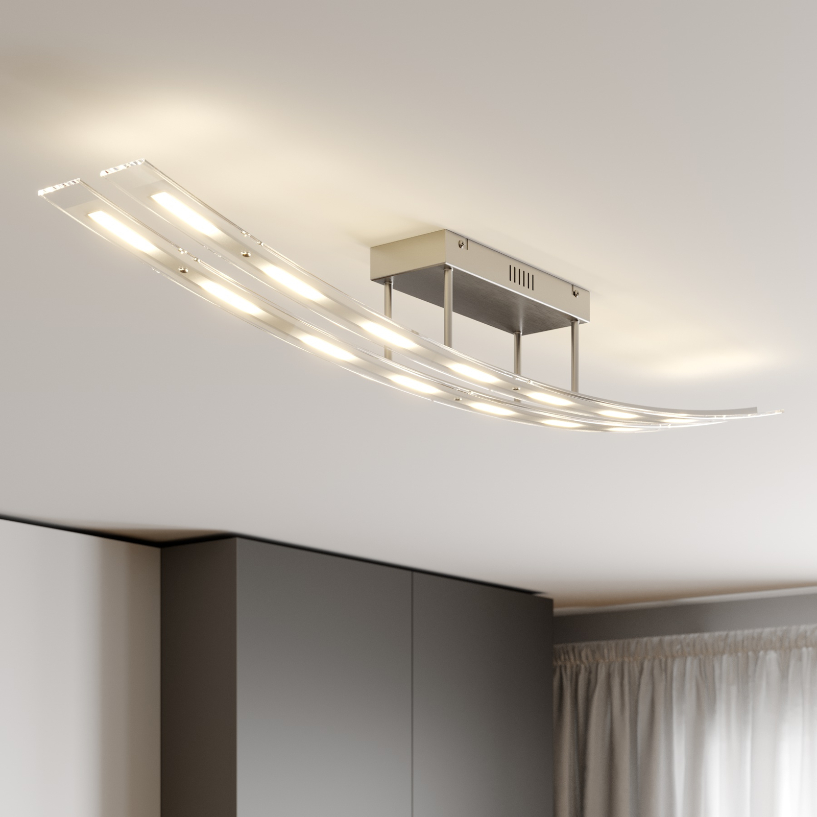 Stmívatelné stropní LED světlo Jarda