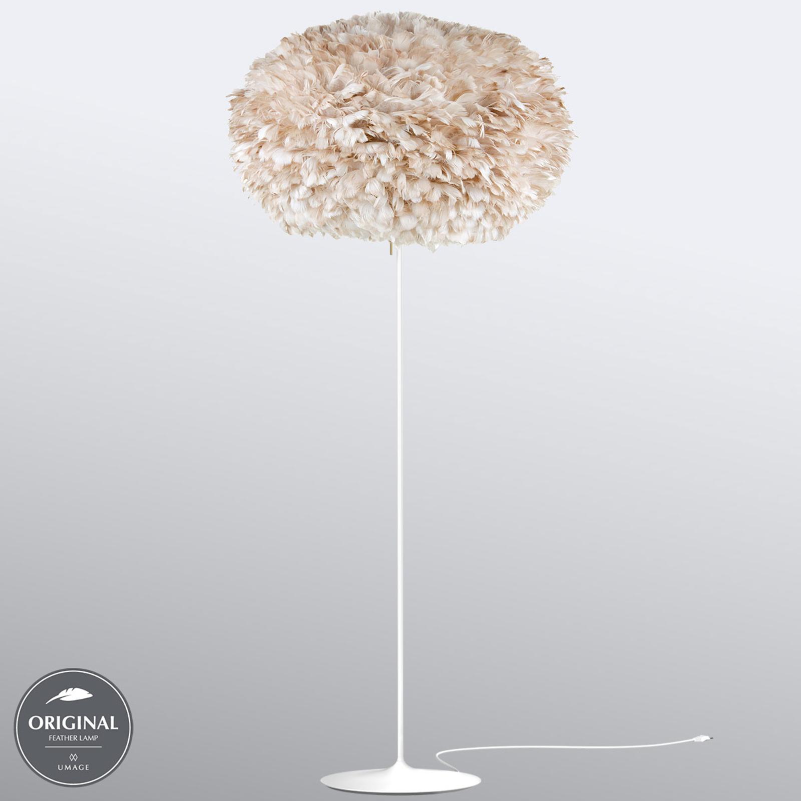 UMAGE Eos X-large lampadaire brun clair