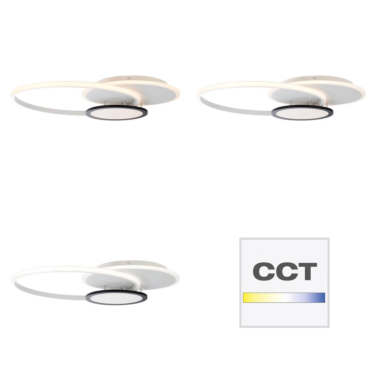 AEG Halsey LED-Deckenleuchte, CCT, dimmbar
