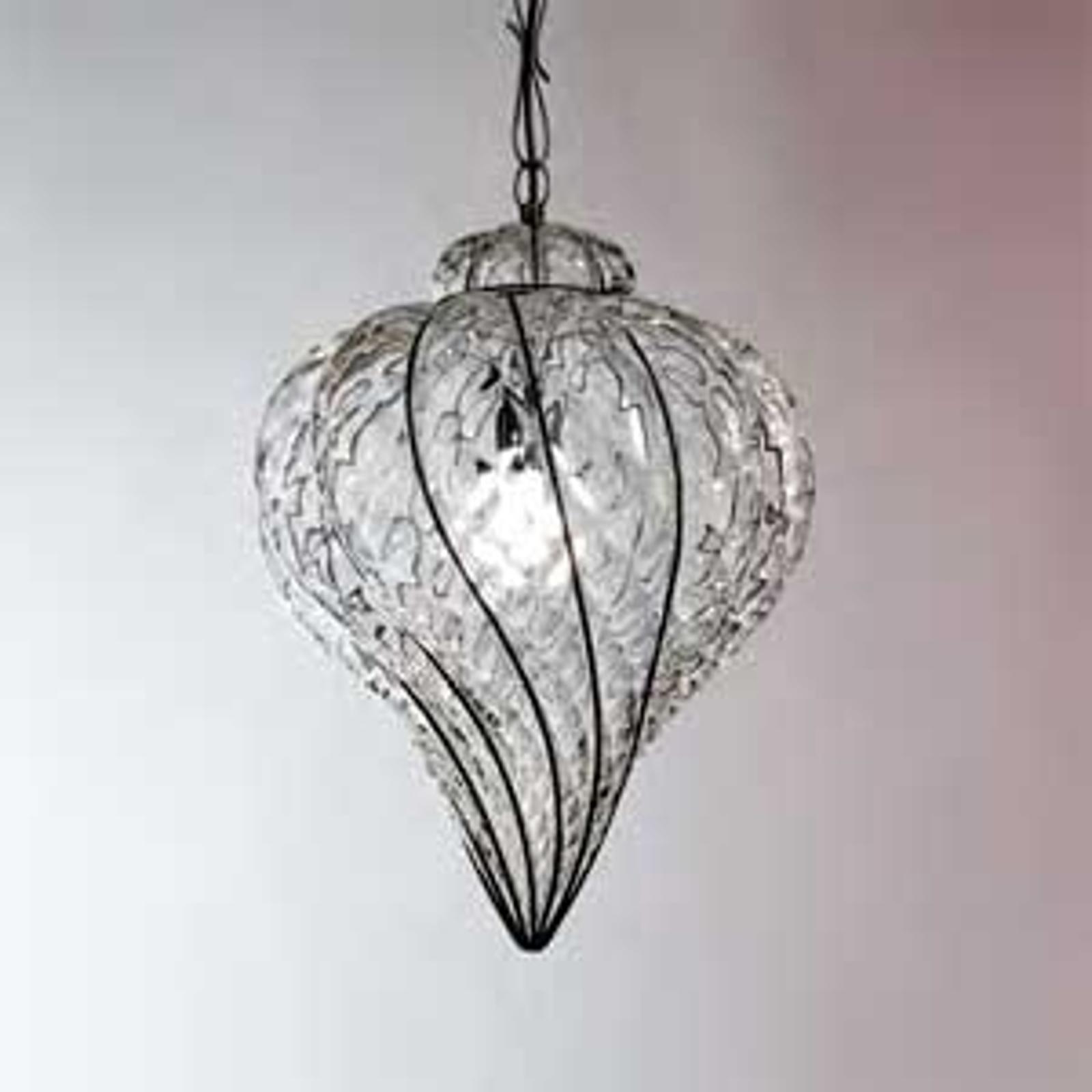 Czarująca lampa wisząca GOCCIA 25 cm