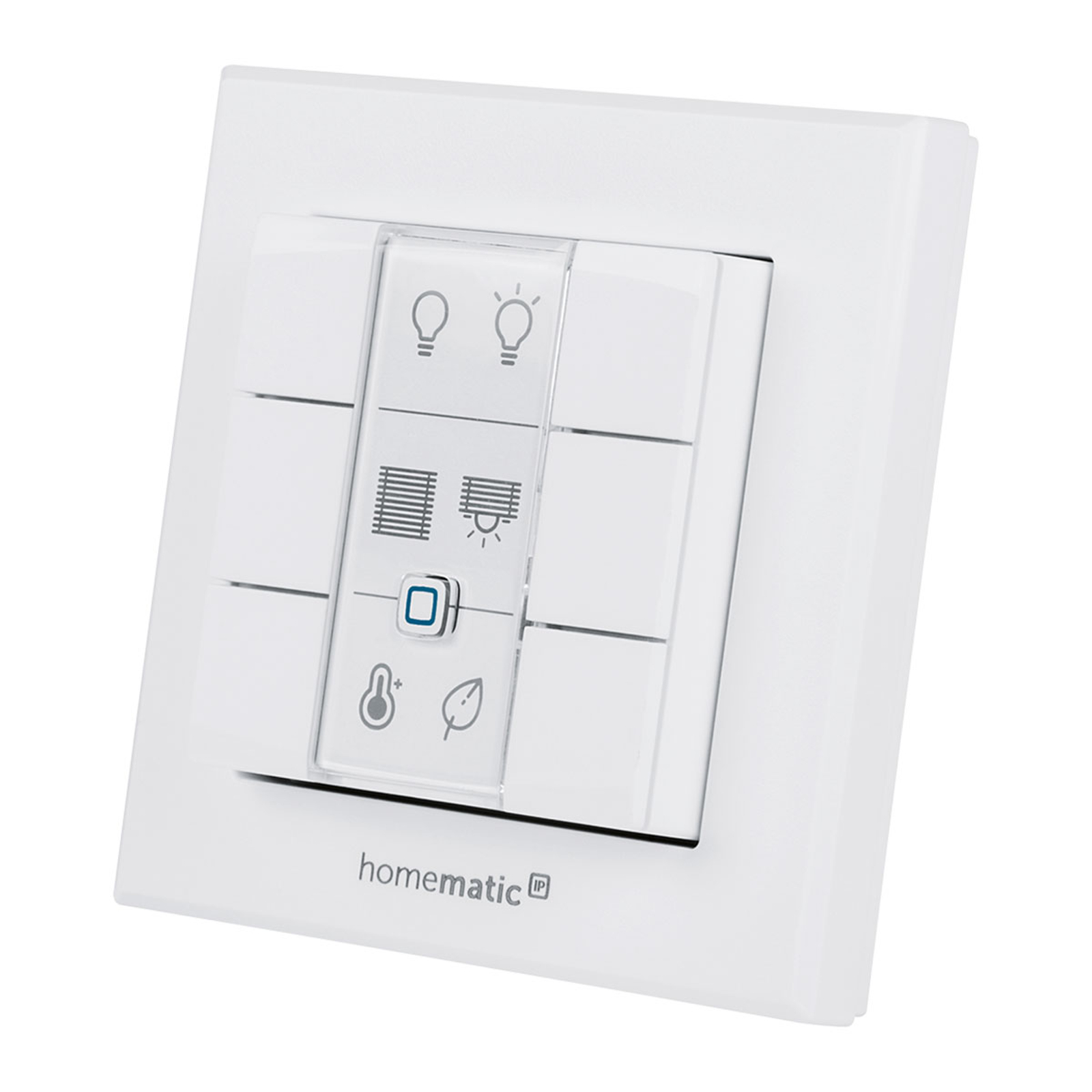 Homematic IP Wandtaster, 6-fach