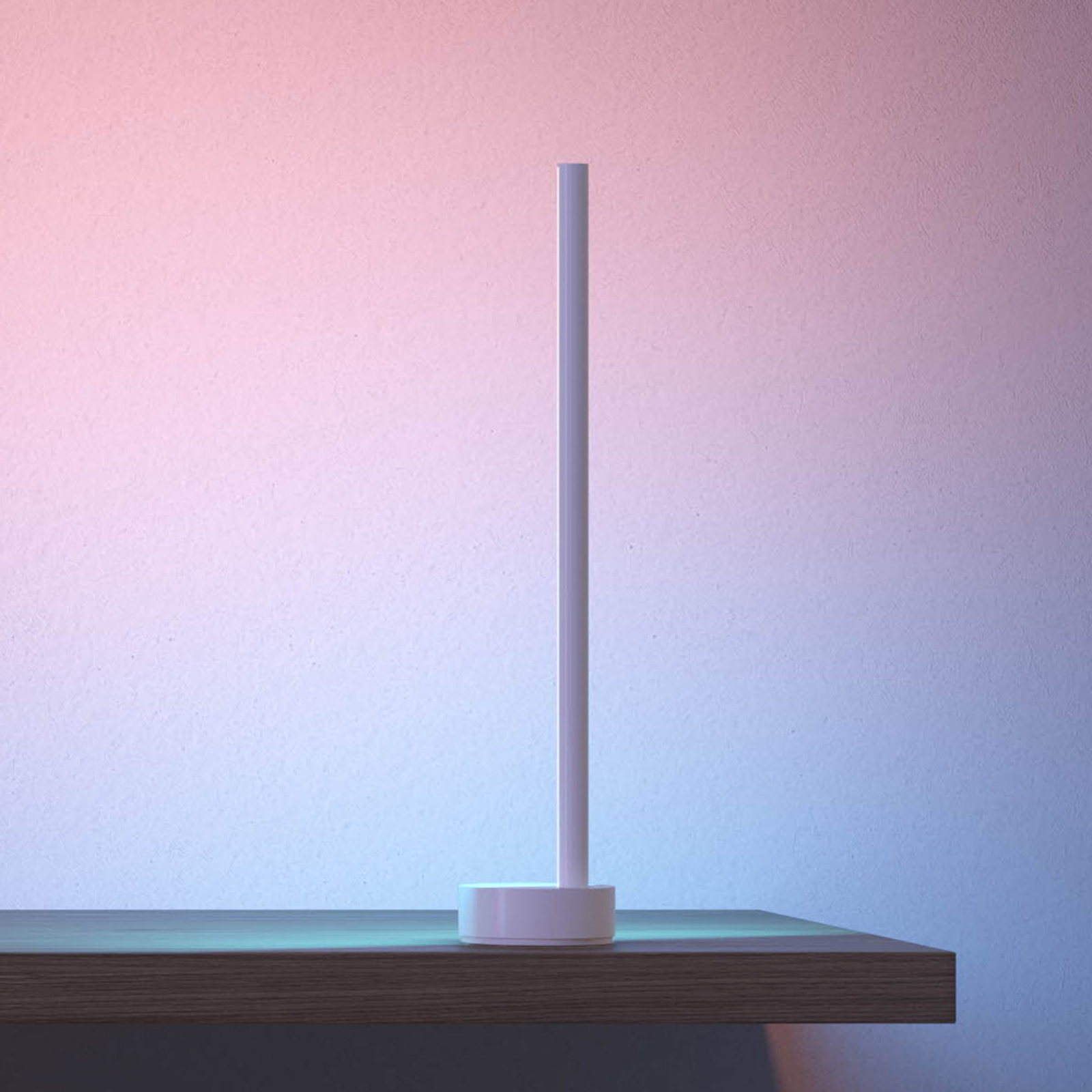 Philips Hue Gradient Signe LED-Tischlampe weiß