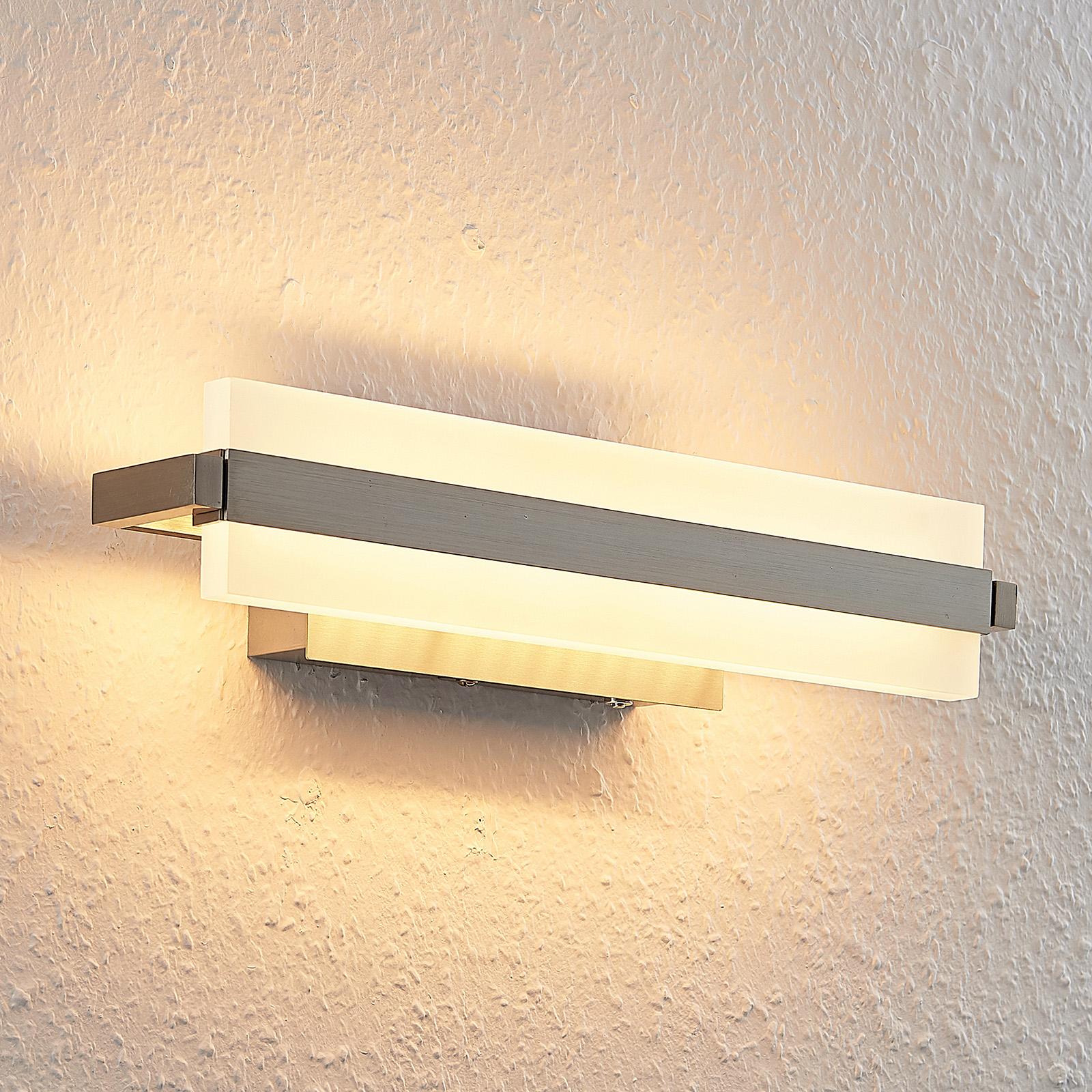 Lindby Vaska applique pour miroir LED, 35cm