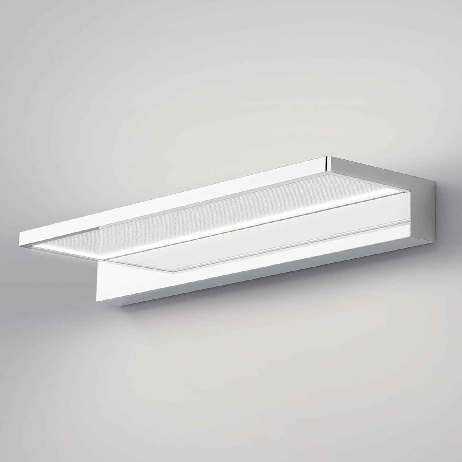 serien.lighting Crib Wall LED wandlamp, chroom