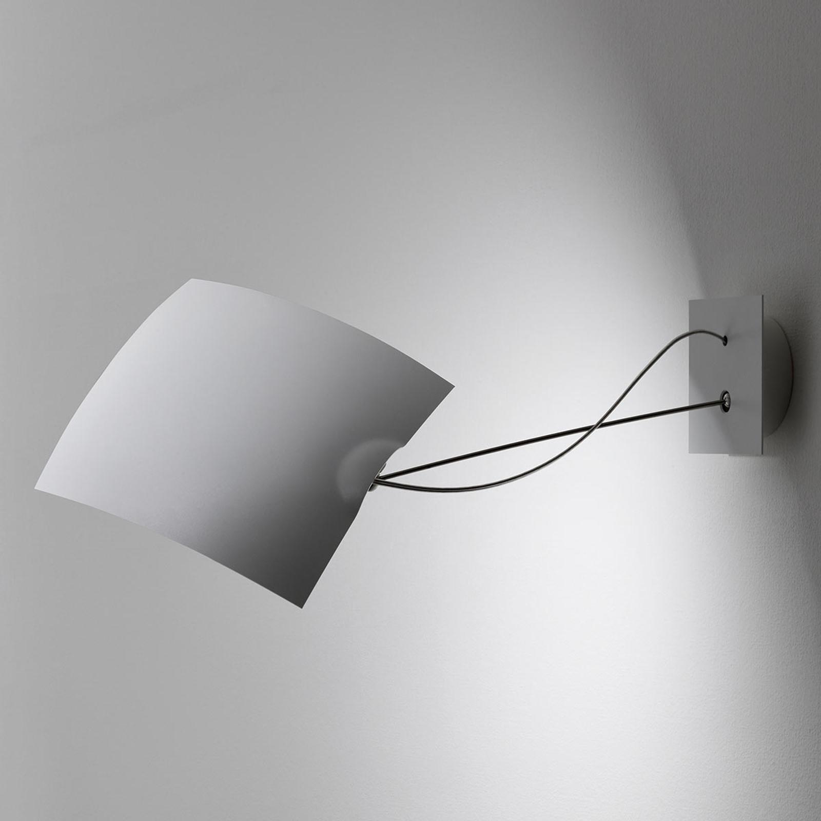 18 x 18 - variabel inzetbare LED wandlamp