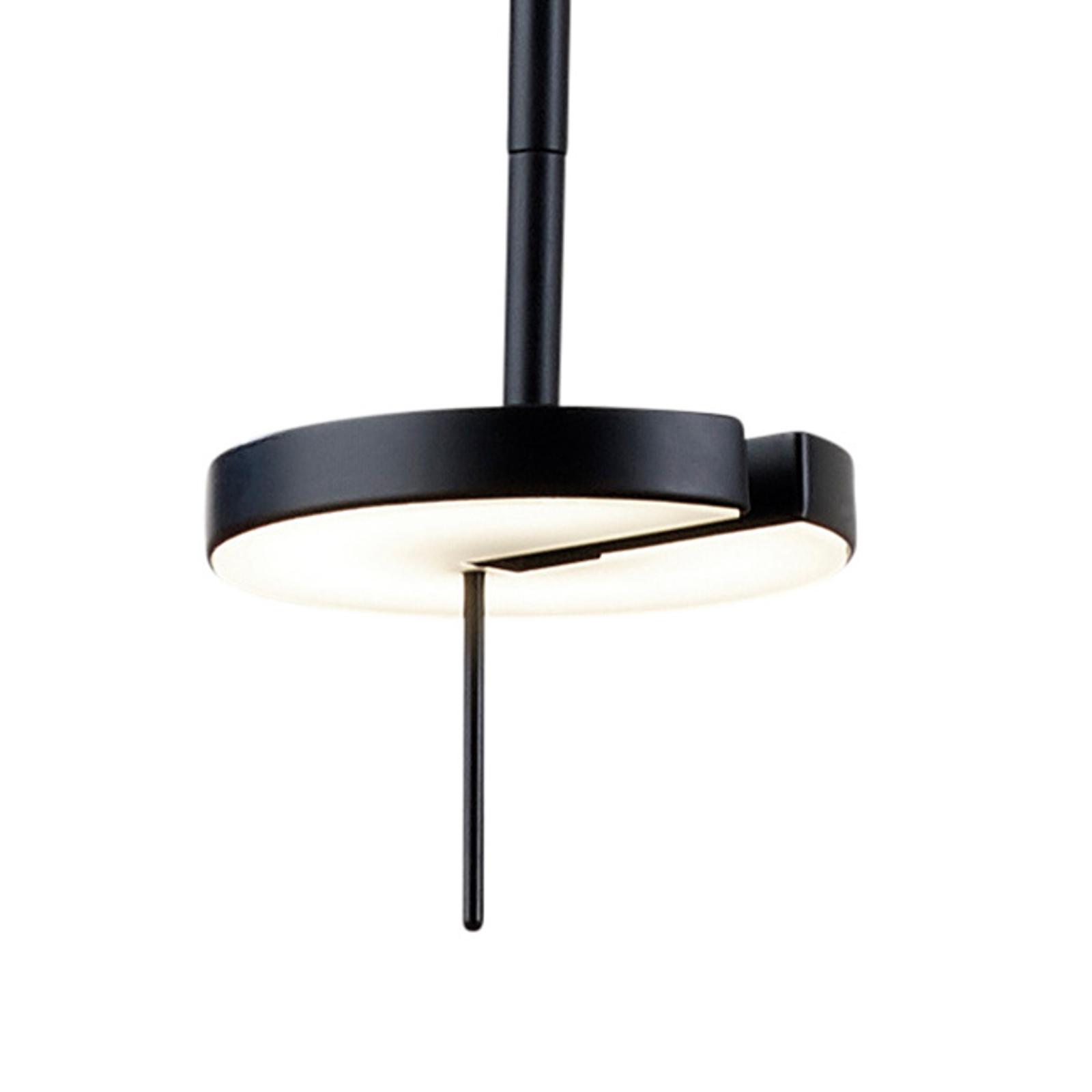 Grok Invisible LED-hængelampe 00-5693, Ø 15 cm