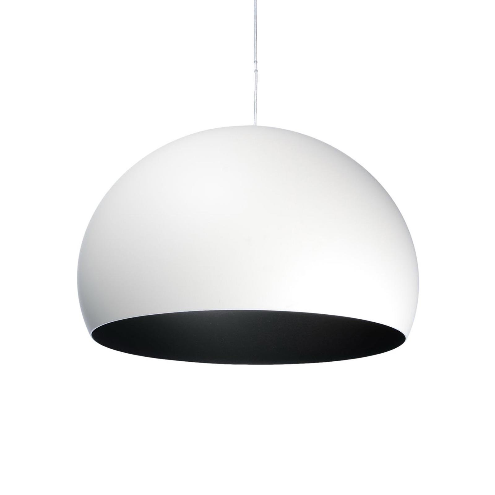Kartell FL/Y - LED-Pendellampe, weiß matt