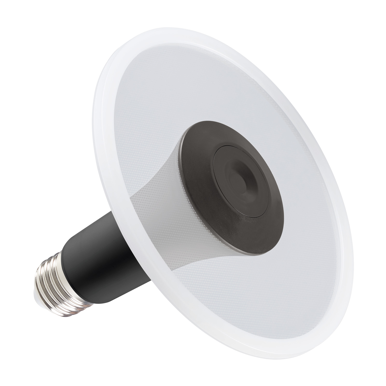 LED-Lampe E27 ToLEDo Radiance schwarz 11,5W 2.700K