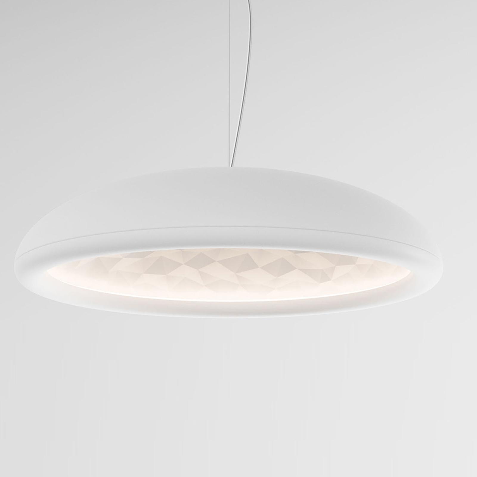 Rotaliana Febo H1 LED-hengelampe hvit-matt