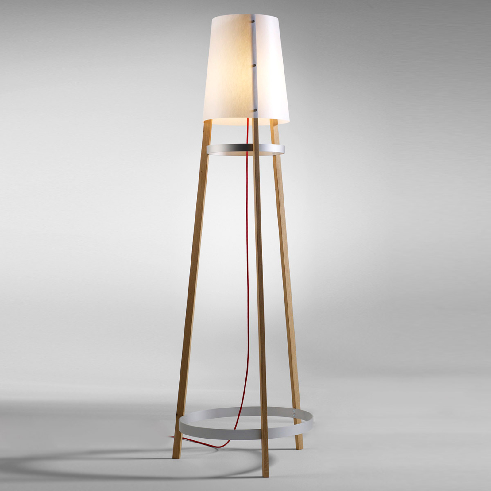 Innovative floor lamp Wai Ting, anthracite cable_2600425_1