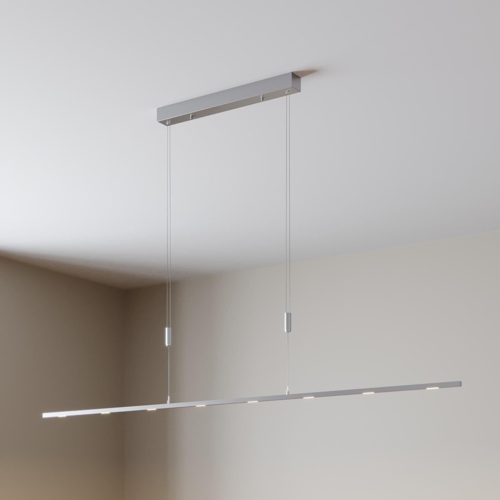 LED-pendellampe Arnik, dæmpbar, 180 cm