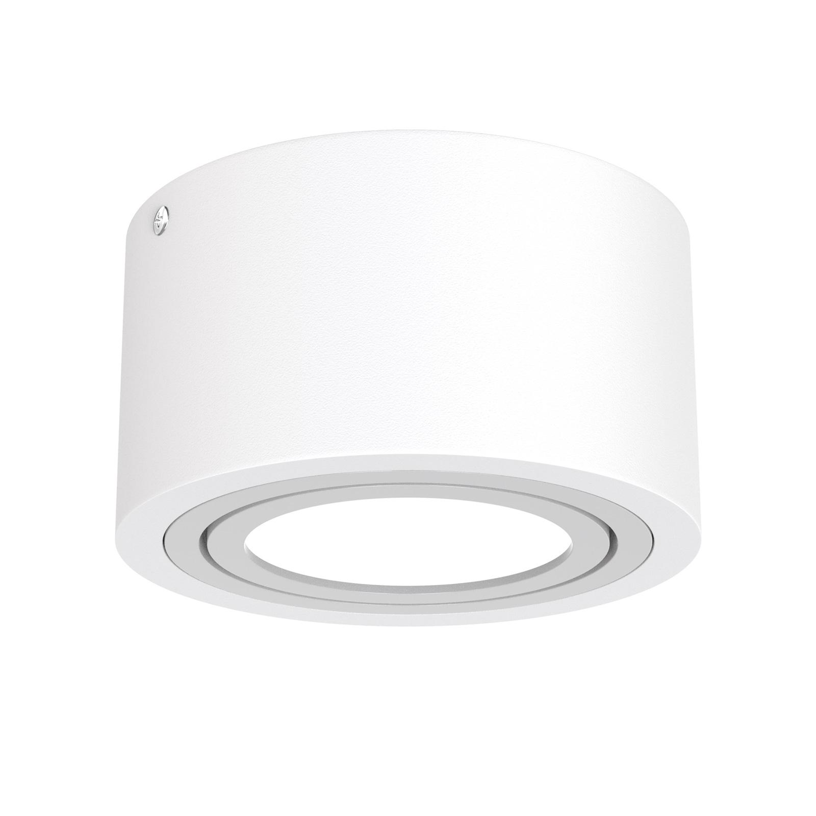 LED-Deckenstrahler Tube 7121-016 in Weiß