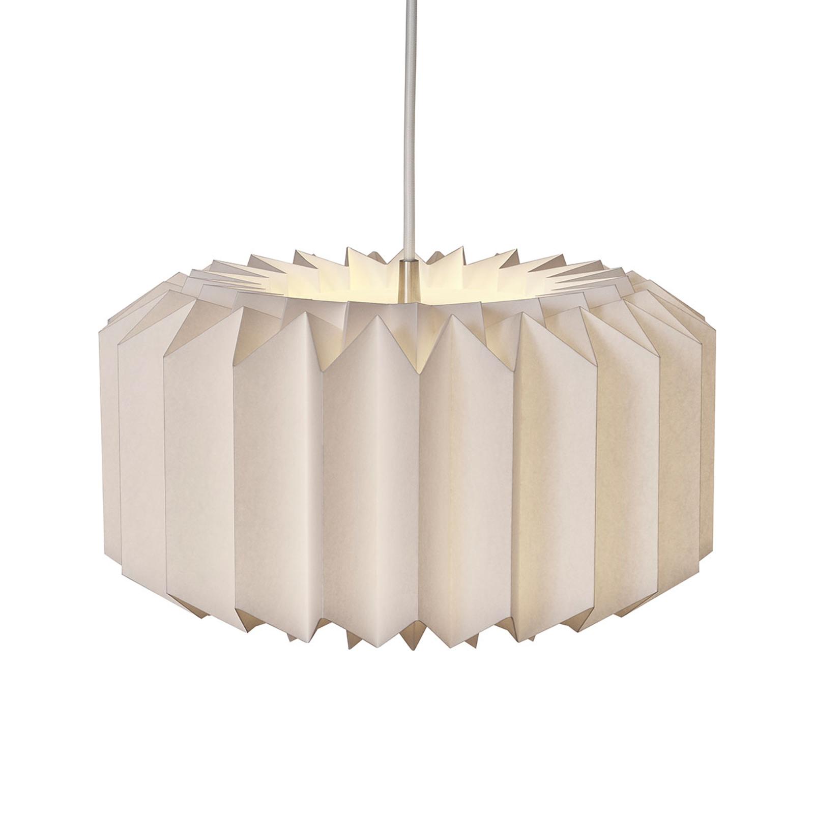 LE KLINT Onefivefour, závěsné světlo bílé, médium