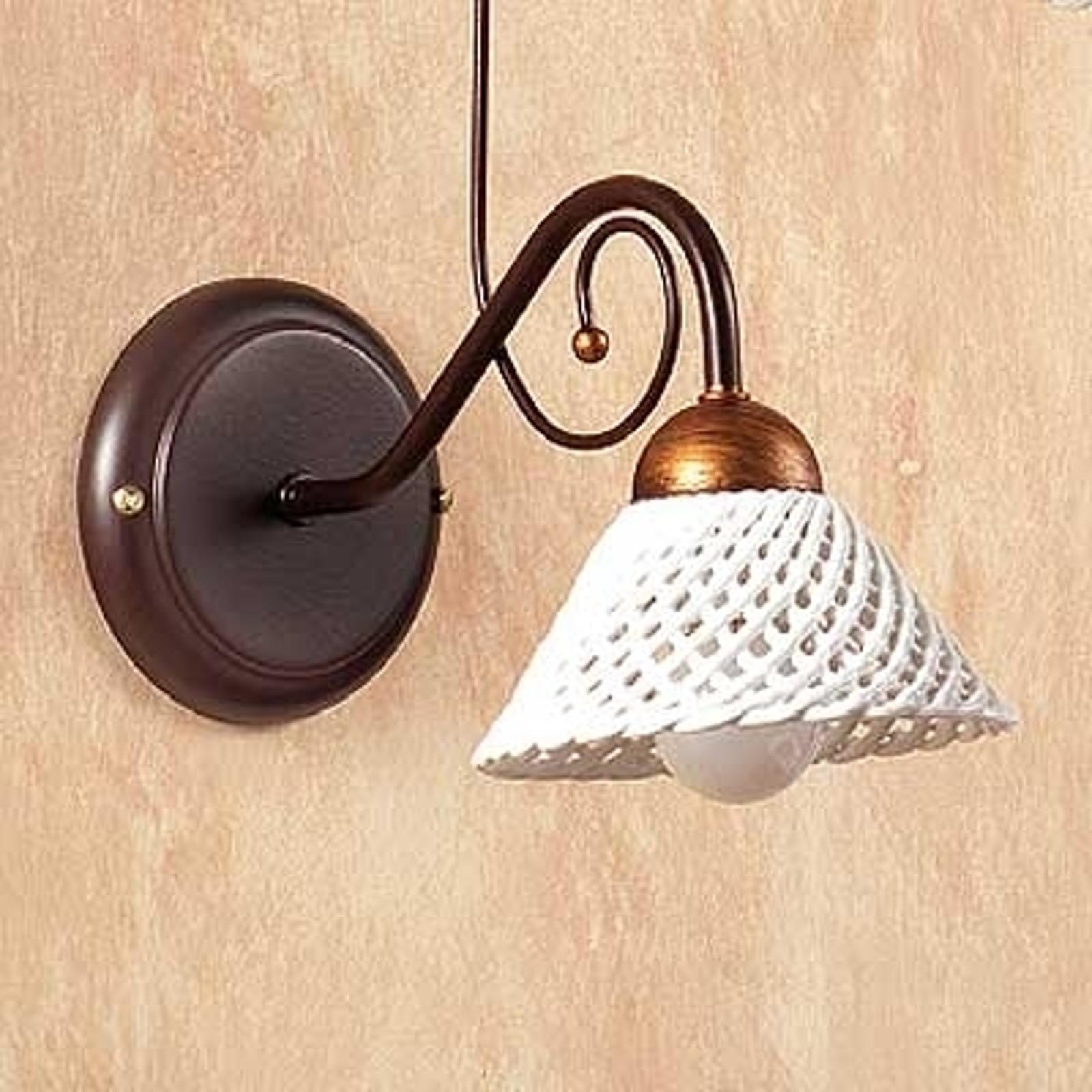 Elegancka lampa ścienna RETINA