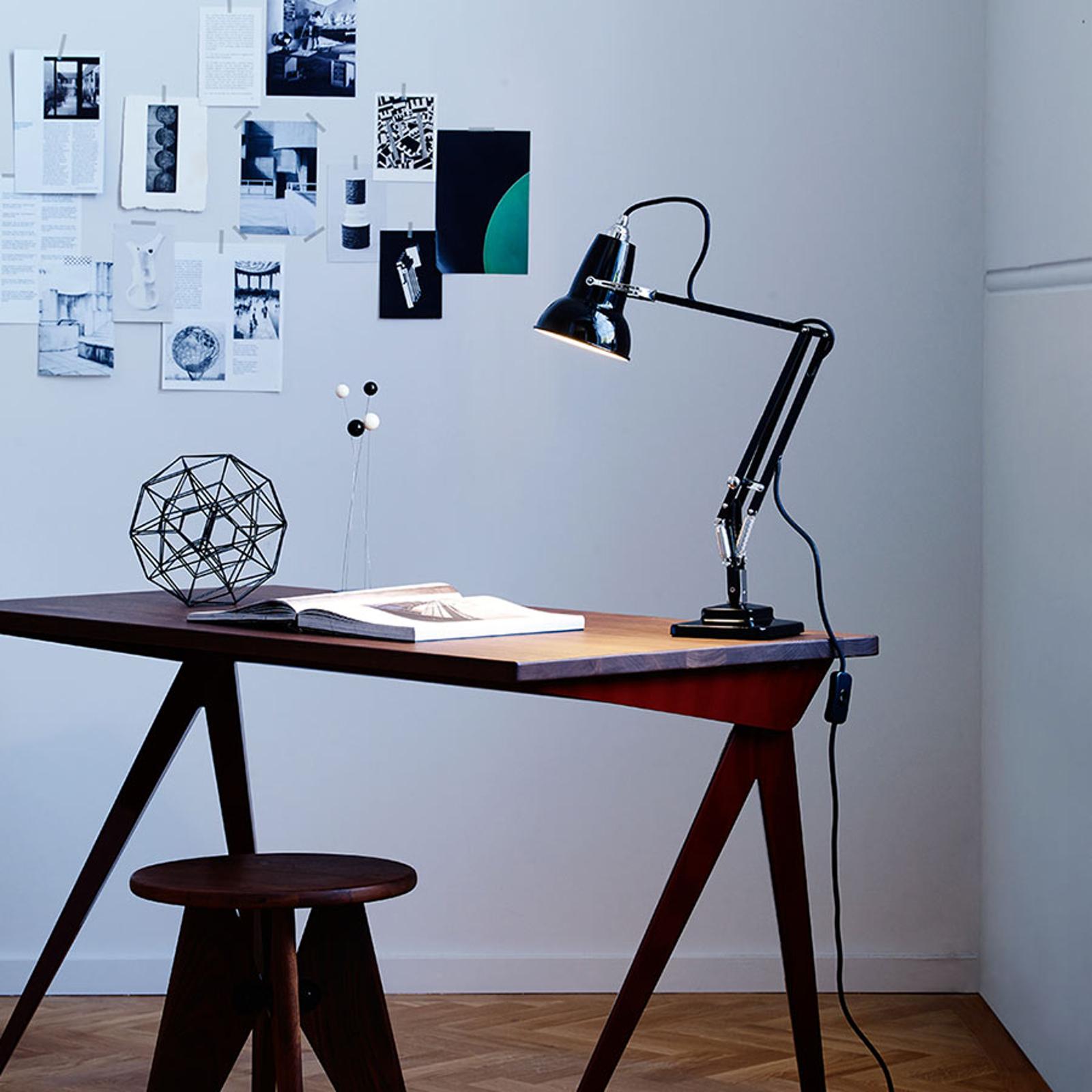 Anglepoise Original 1227 Mini lampe à poser noire