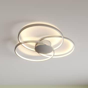 Lindby Riley plafoniera LED con funzione dimming