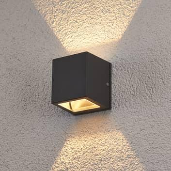 Udendørs halogen væglampe Maurice, IP54
