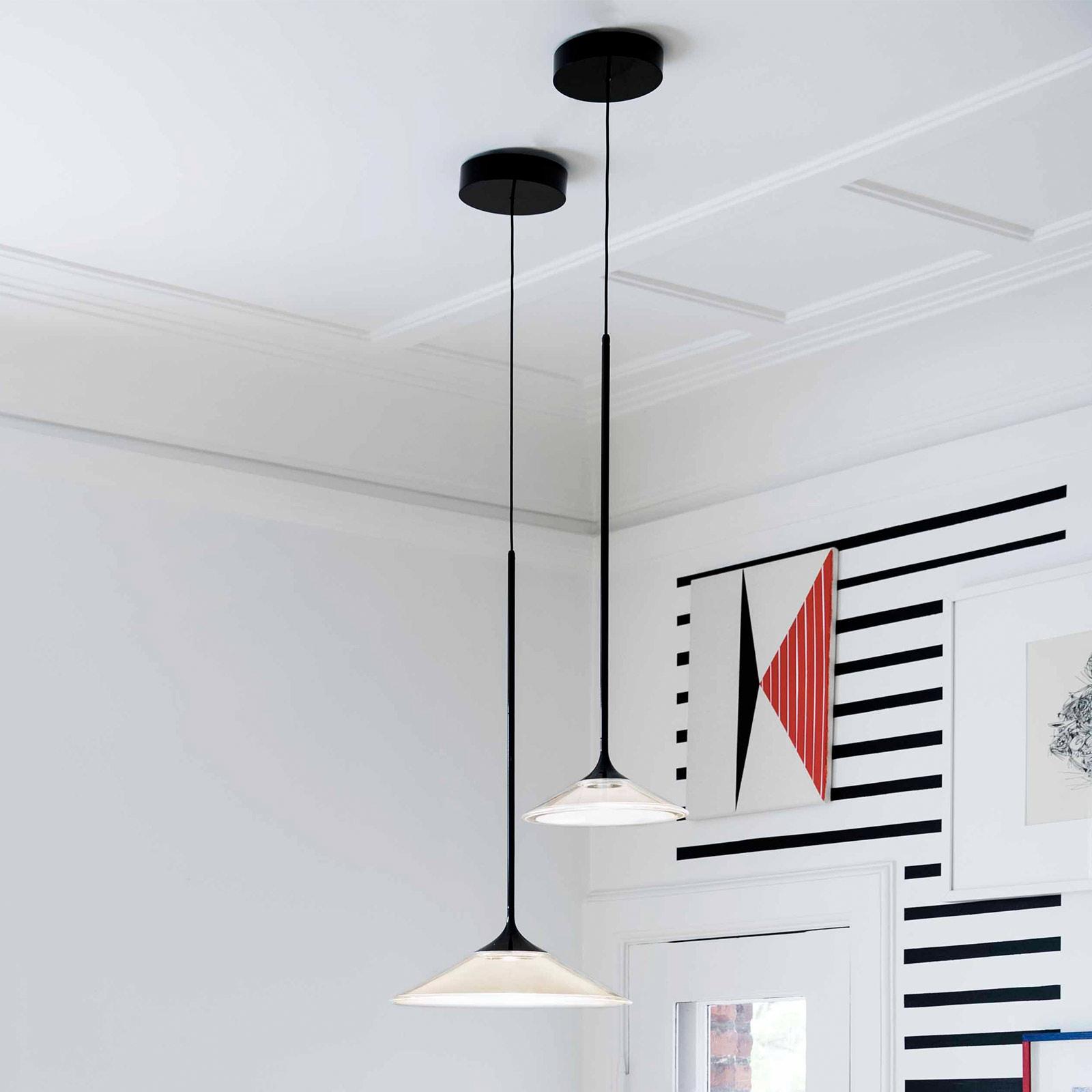Design-LED-riippuvalo Orsa 21