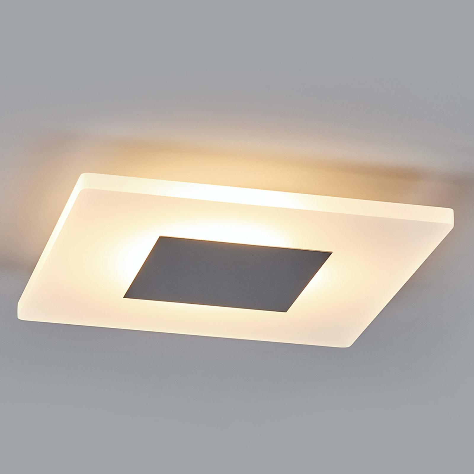 TARJA - prostokątna lampa sufitowa LED