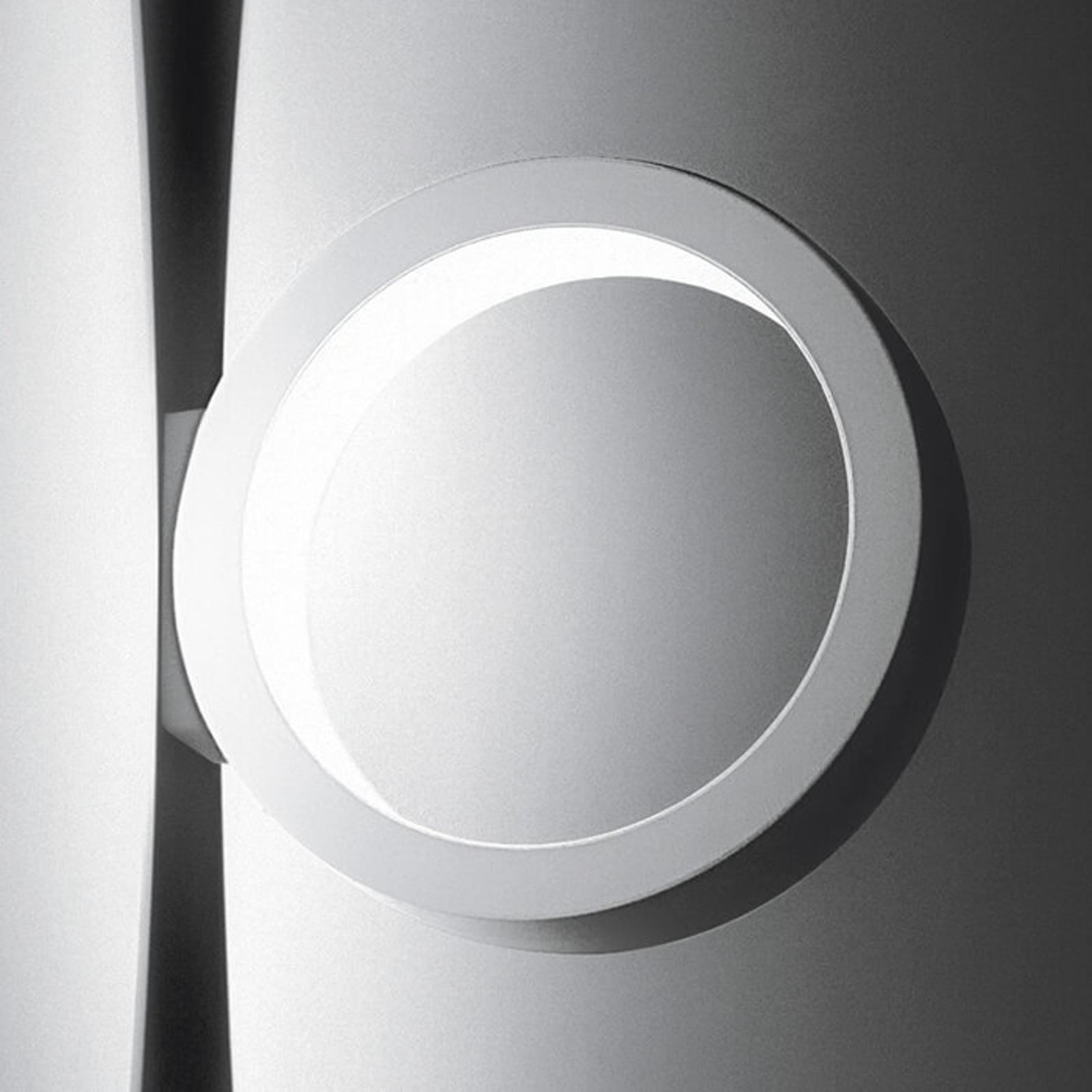 Applique design ronde Assolo avec LED dimmables