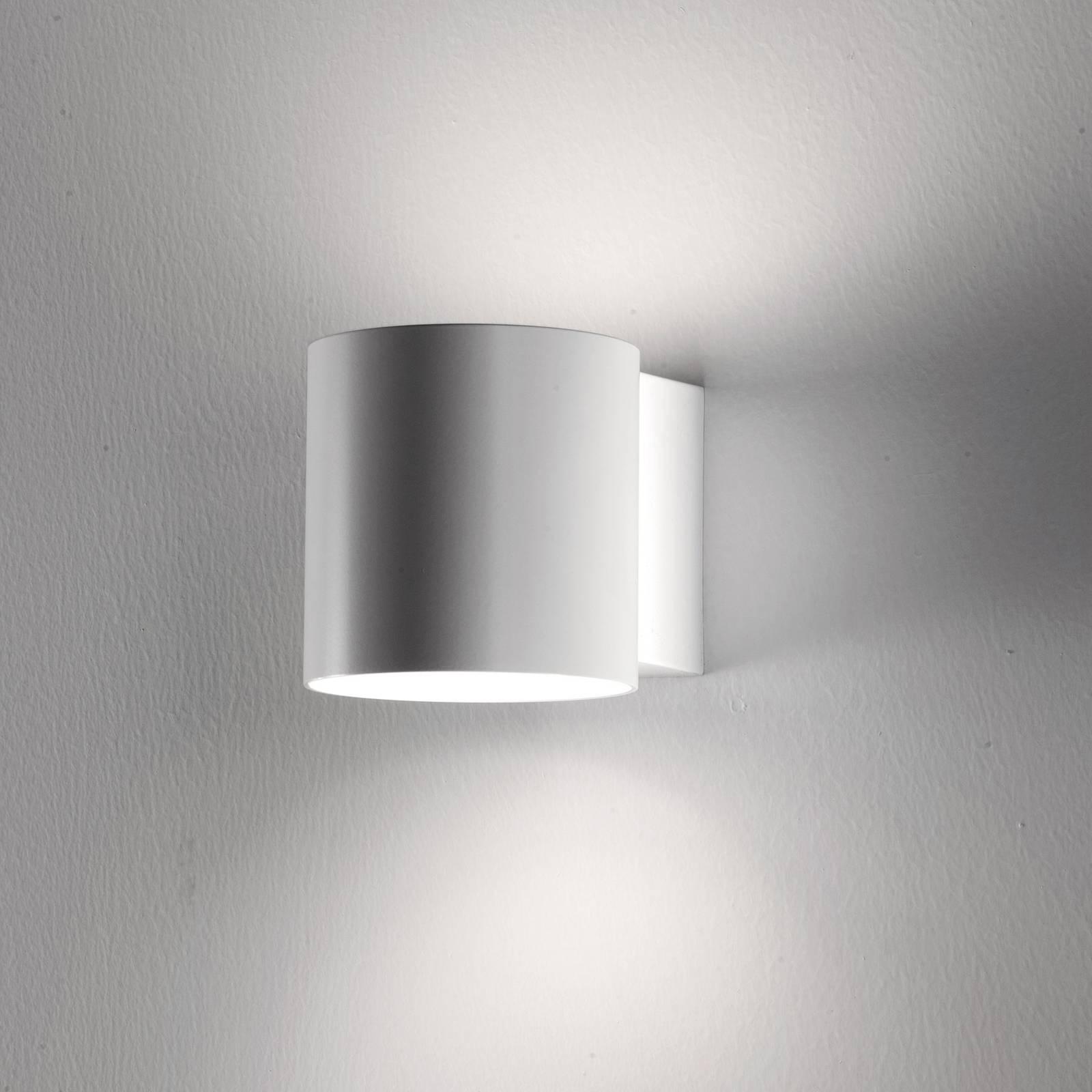 Martinelli Luce Tube applique, métal 14 cm