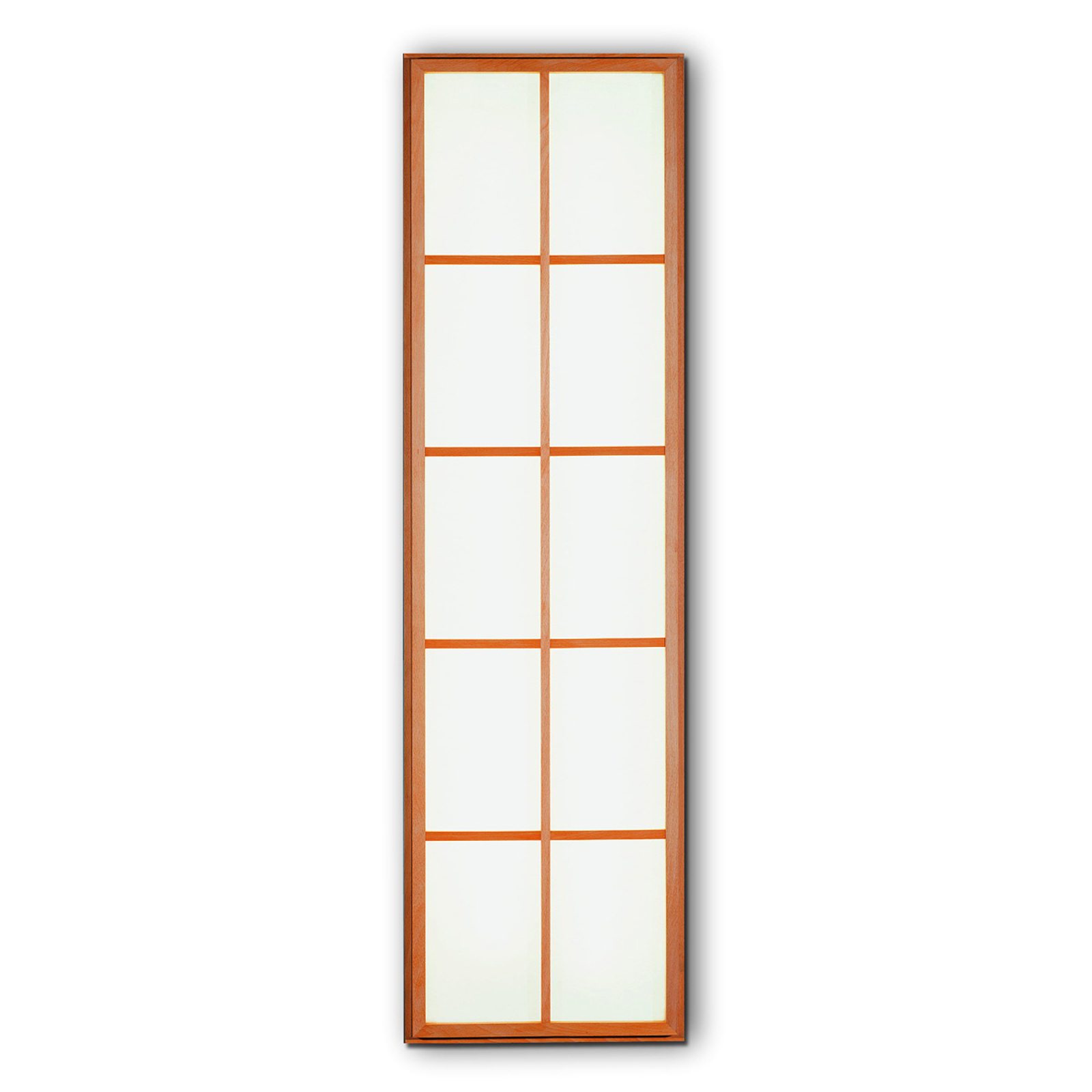 Stropné svietidlo Kioto 10 z bukového dreva