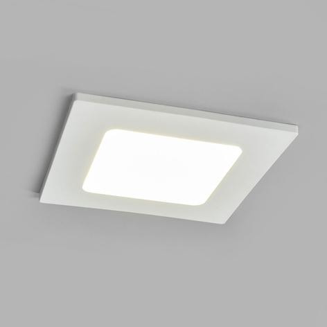 Downlight LED Joki bianco 4000K angolare 11,5cm