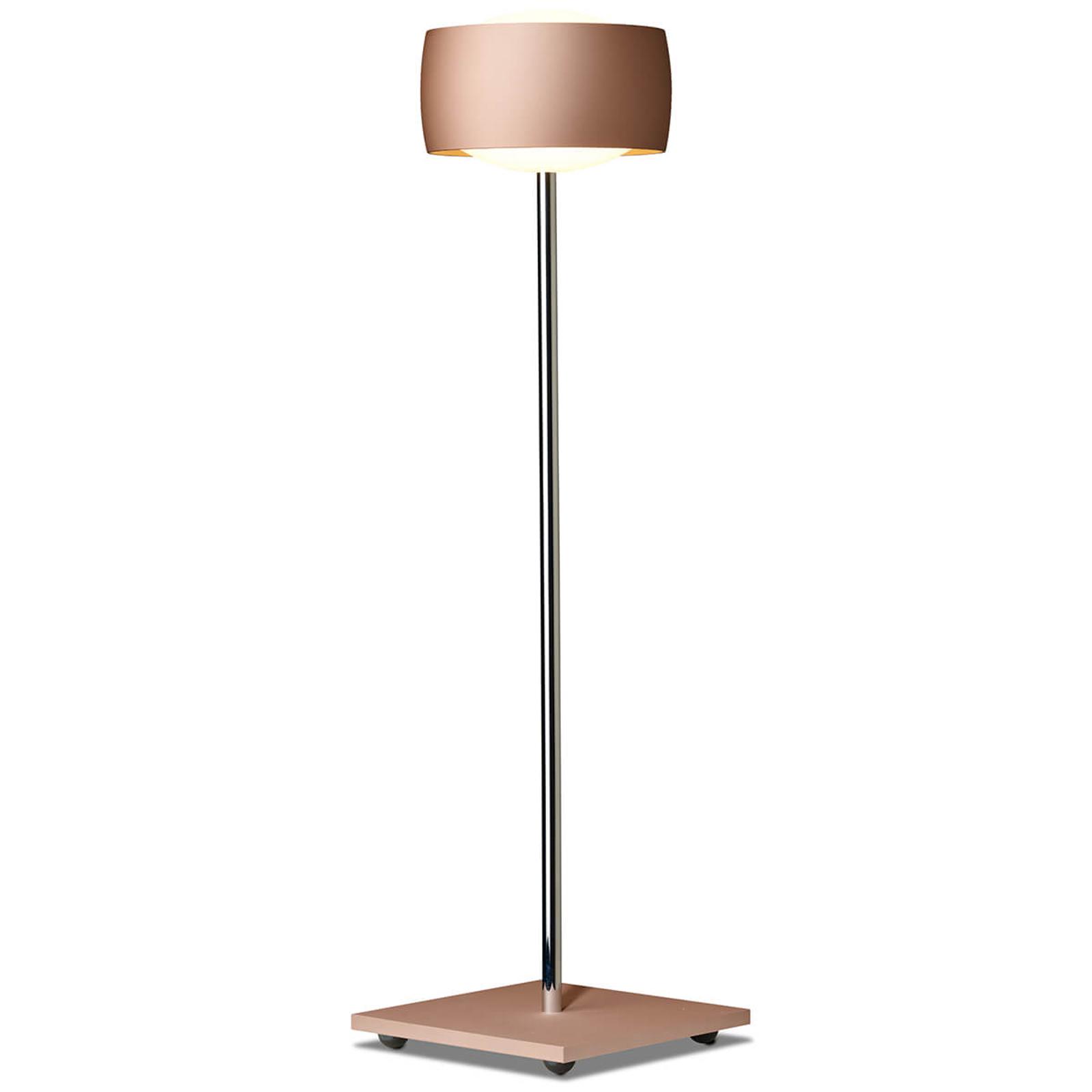 Met gebarenbesturing - LED tafellamp Grace koper