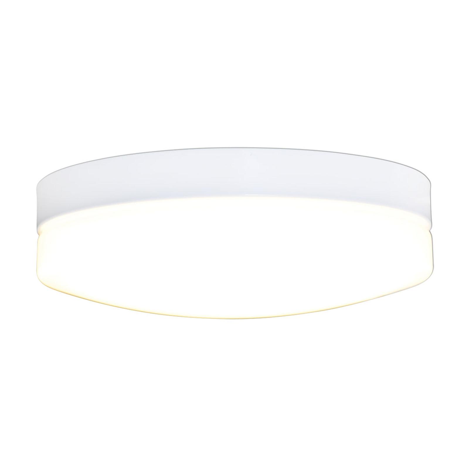 Lampa sufitowa LED Cool, skokowa zmiana barw RGB