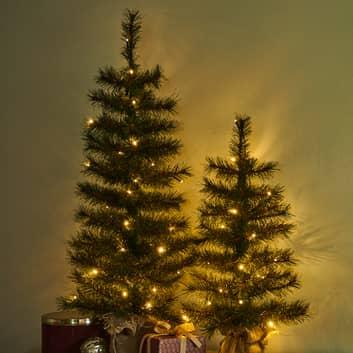 LED-Baum Alvin für innen und außen Batteriebetrieb