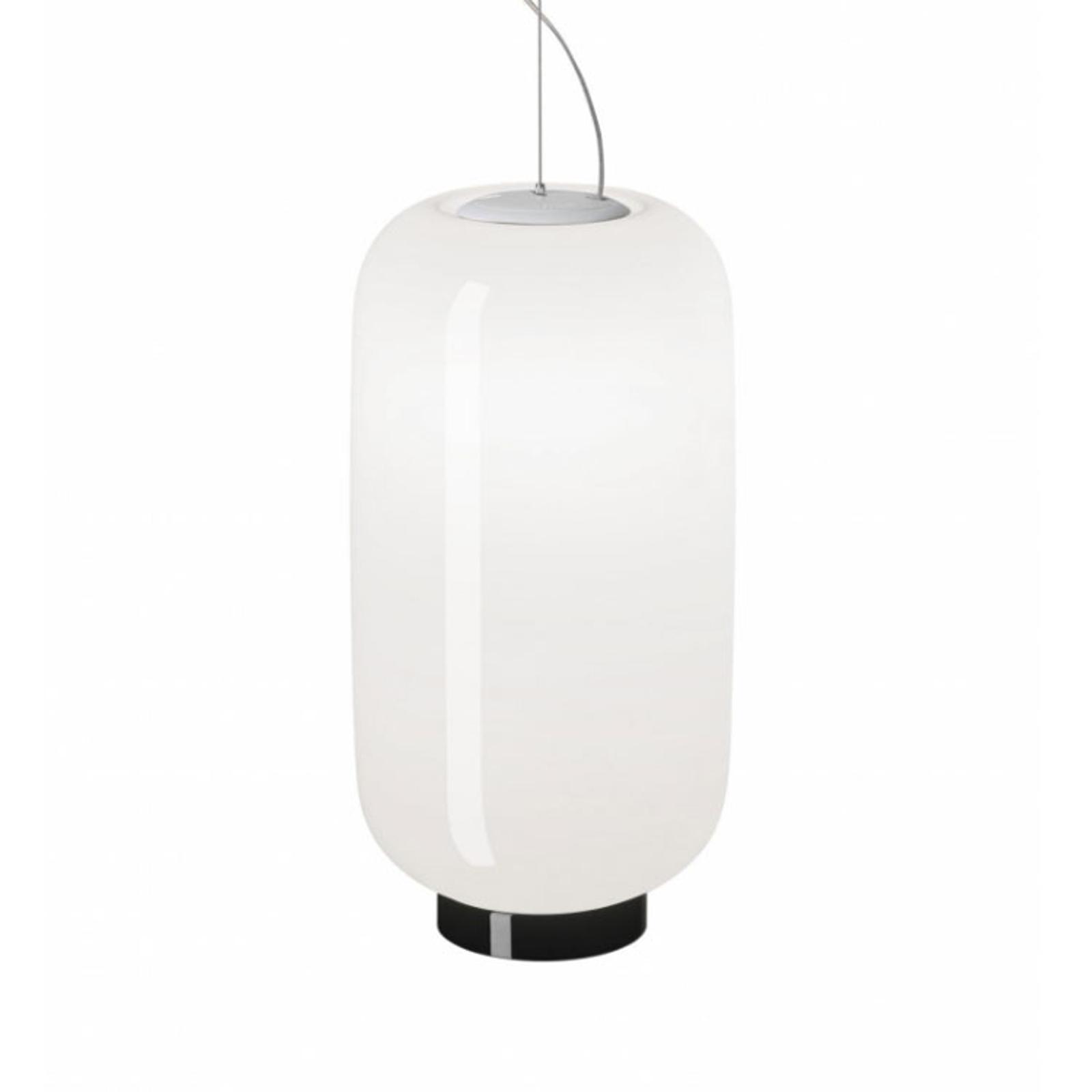 Foscarini Chouchin Reverse 2 LED black/weiß on/off