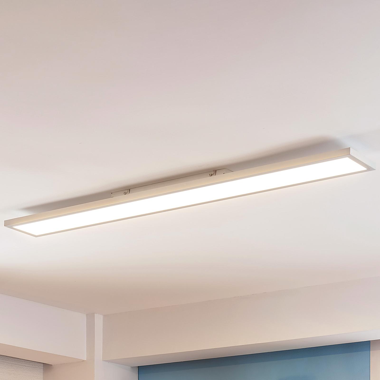 Arcchio Enora pannello LED, 119,5 cm, 50 W