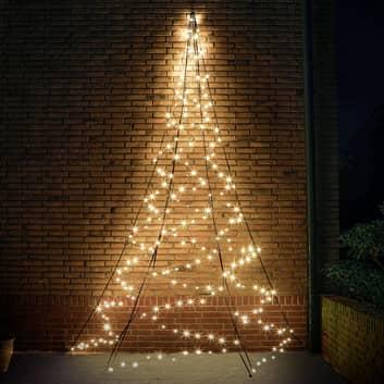 Wand-Weihnachtsbaum Fairybell® - 4 m hoch
