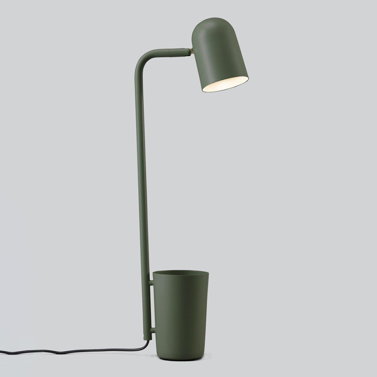 Northern tafellamp Buddy table donkergroen