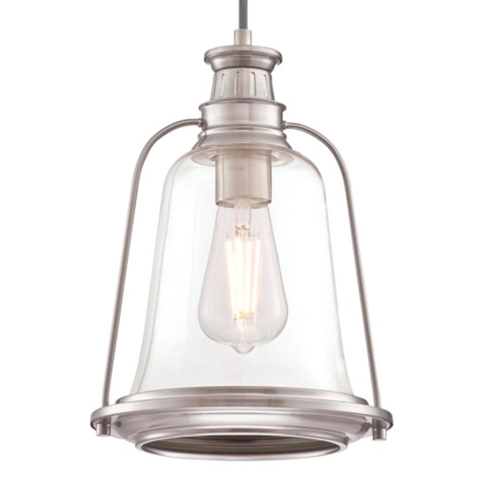 Westinghouse lampa wisząca Brian nikiel