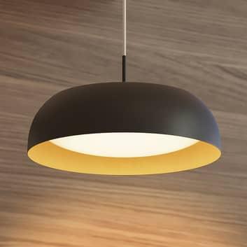 Arcchio Karuna lámpara colgante LED, oro negro