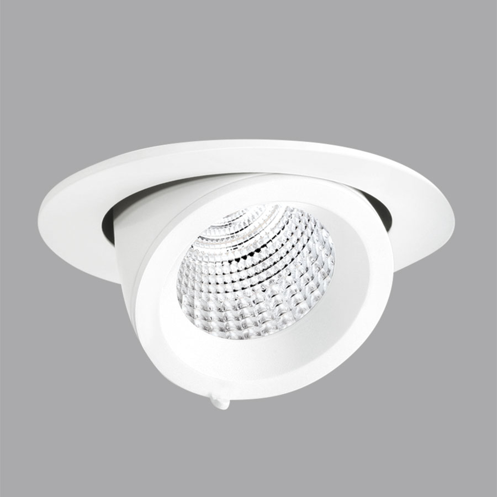 EB431 LED-spot reflektor hvit 3000K