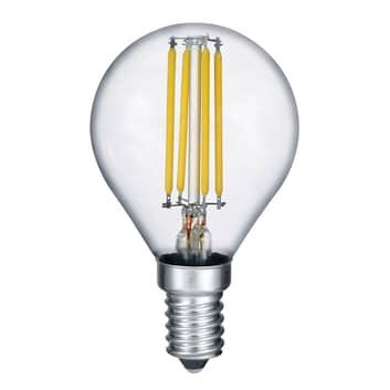 LED-Lampe E14 4W Filament, 2.700K Switch Dimmer