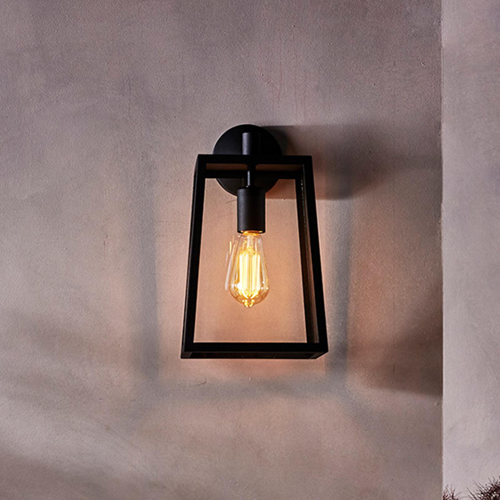 Astro Calvi venkovní nástěnné světlo/38,5 cm/černá