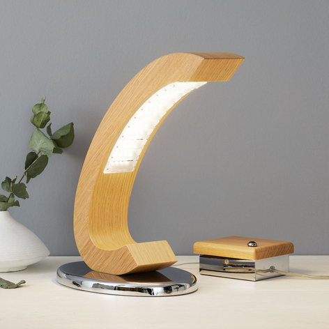 Lampe à poser LED intemporelle Libe TL